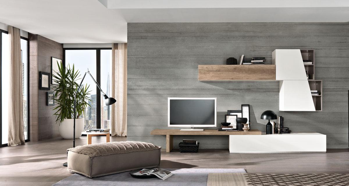 Extential sr arredamenti for Ambiente soggiorno moderno